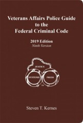Veterans Affairs Police Guide to the Federal Criminal Code